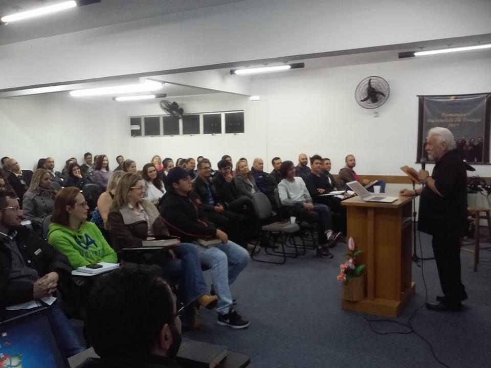 Conferência Teológica FATEBE – AGOSTO 2016